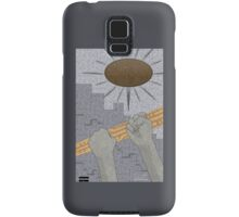 All Barriers Crumble and Fall Samsung Galaxy Case/Skin