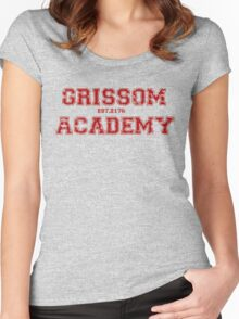 Grissom Academy Women's Fitted Scoop T-Shirt