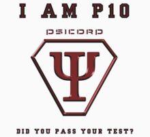 p10 test One Piece - Short Sleeve