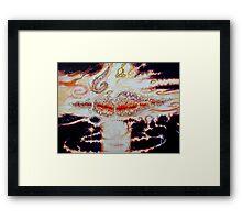 Azathoth Framed Print