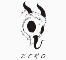 Zero - Face Logo by Ryan Tocco