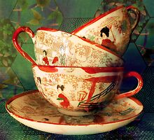 Tea Time 3 by SRowe Art