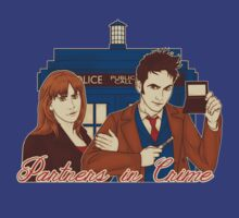Doctor Who - Partners in Crime by sugarpoultry