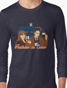Doctor Who - Partners in Crime Long Sleeve T-Shirt