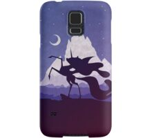 The Night Will Last Forever - Nightmare Moon Print Samsung Galaxy Case/Skin