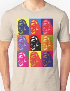Bigfoot Portrait Unisex T-Shirt