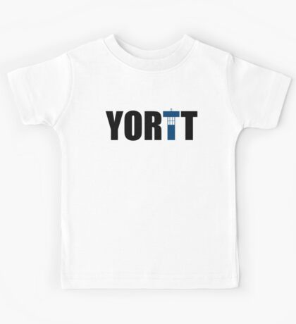 YORTT - You Only Regenerate Twelve Times Kids Tee
