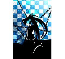 Black Rock Shooter Photographic Print