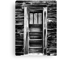 Welcome Home/Some Great Reward Canvas Print