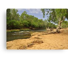 The Katherine River Reserve Canvas Print