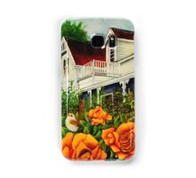 The rose gardens. Franklin Tasmania Samsung Galaxy Case/Skin