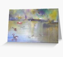 St James park in London Greeting Card