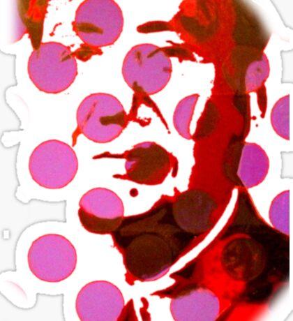 Mao #1 (Stensil) Sticker