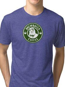 Brewbacca Coffee Tri-blend T-Shirt