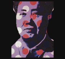 Mao #2 (cut out) by Andrew  Pearson