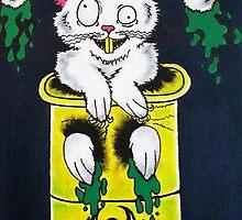 Radioactive Bunny by Sarah O'Neal