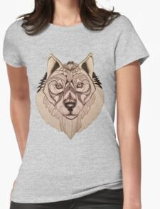 Lupus Womens Fitted T-Shirt