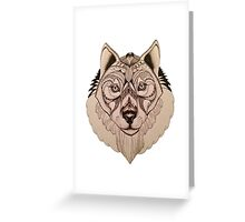 Lupus Greeting Card