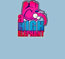 the high elephant Unisex T-Shirt