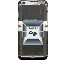 Bluesmobile 2 iPhone Case/Skin