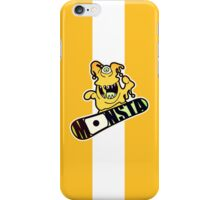 the monster-lord of the boards iPhone Case/Skin
