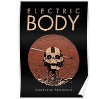 Electric Body - Cover Poster