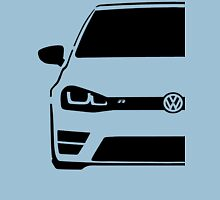 VW MK7 R Black T-Shirt