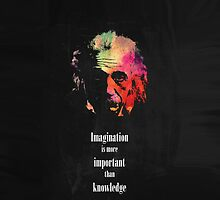 Albert Einstein - Quote Case by juns