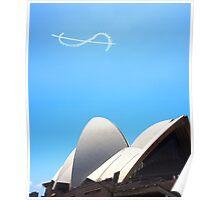 Money Shot, Sydney  Poster
