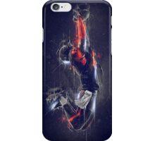 DARK FOOTBALL iPhone Case/Skin