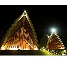 Night at the Opera, Sydney Photographic Print