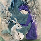 Witch and White Hare by Maria Forrester