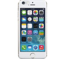iPhone 5s White iPhone Case/Skin