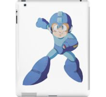 Mega Man 3 - Polygon Mega Man iPad Case/Skin