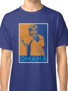 Peyton manning Omaha Hope Poster Classic T-Shirt