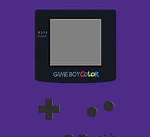 [Case] Gameboy Color - Grape Purple by carnivean