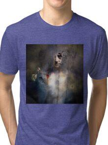 No Title 123 T-Shirt Tri-blend T-Shirt