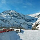 Bernina-Express by Arie Koene