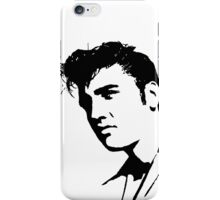 High classed, well, that was just a lie. iPhone Case/Skin