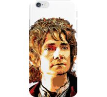 In a hole in the ground... iPhone Case/Skin