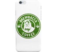 Brewbacca Coffee - Distressed iPhone Case/Skin