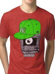 NEW YORK MUMMY Tri-blend T-Shirt