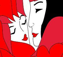 A Perfect  Heart Valentine's  Mix & Match by patjila