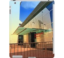 Archeology museum of Wels   architectural photography iPad Case/Skin