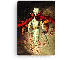 Lord Ghirahim (Legend of Zelda - Skyward Sword) Canvas Print