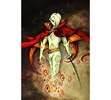 Lord Ghirahim (Legend of Zelda - Skyward Sword) Photographic Print