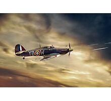 Hurricane Fury Photographic Print