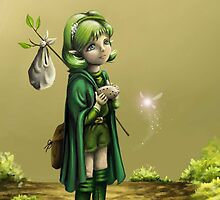 Saria's Search (Ocarina of Time) by Zelda1993