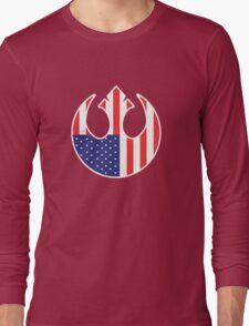 American Rebel Long Sleeve T-Shirt