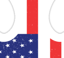 American Rebel Sticker